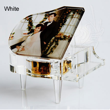 Custom Music Box with MP3 Photo Gifts for Anniversary
