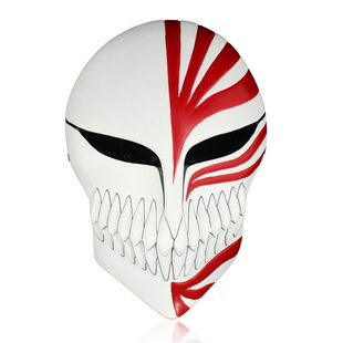 Bleach Hollow Masks for Halloween Carnival