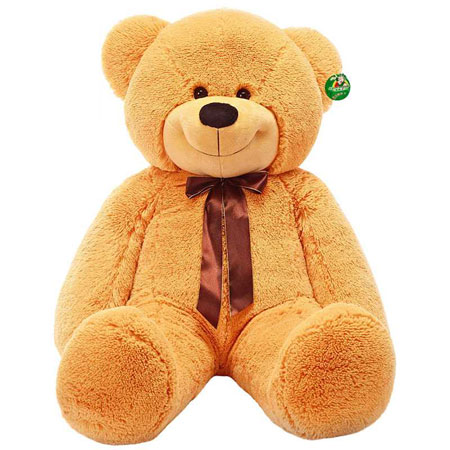 Giant Happy Smiling Teddy Bear Huge Stuffed Plush Birthday Toys