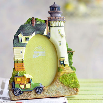 Creative Gifts for Kids- Nice Castle Photo Frame