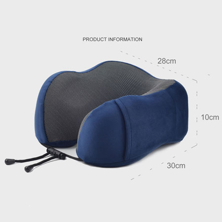 Sound Asleep Music Pillow With Volume Control