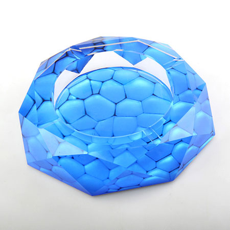 Unique Crystal Cigarette Ashtray Classy Cigar Ashtrays