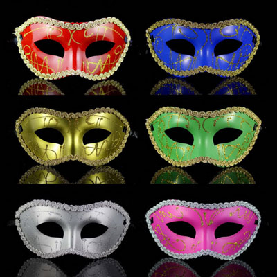 Wholesale Party Masks Cheap Masquerade Masks in Bulk
